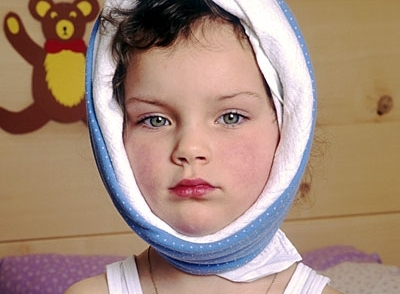 Паротит у детей симптомы и лечение