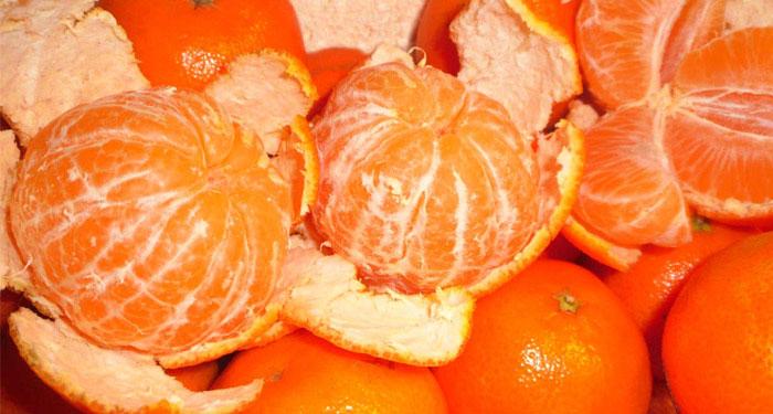аллергия на мандарины симптомы фото у детей